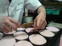 手焼き桜餅